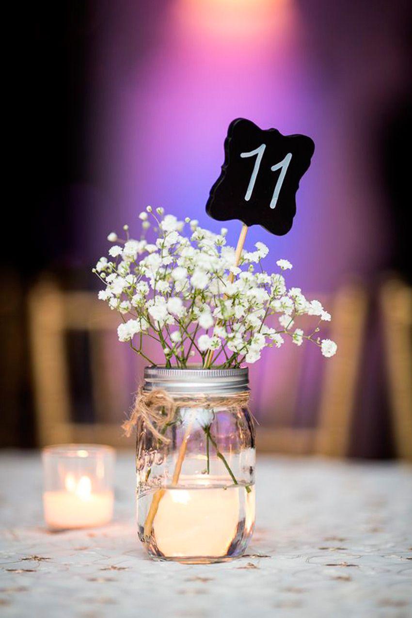 Diy wedding table decorations ideas  centros de mesa con meseros  Bodas en baires  Pinterest  Ideas