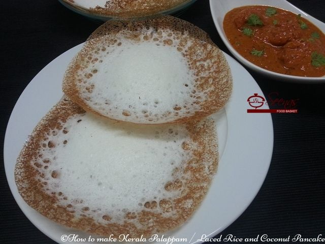 Hunting for soft kerala palappams with crispy edges making palappam hunting for soft kerala palappams with crispy edges making palappam is an art it ccuart Images