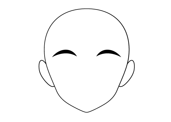 How To Draw Anime Manga Tutorials Animeoutline In 2020 Anime Drawings Manga Tutorial Anime Face Shapes