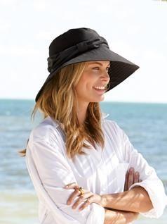 b3a504f9a0d532 Coronado Sun Hat, Solumbra® by Sun Precautions® | Stylish Sun ...