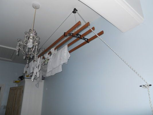 Airing Cupboard Pulleys Are Pretty Common In Uk Gets