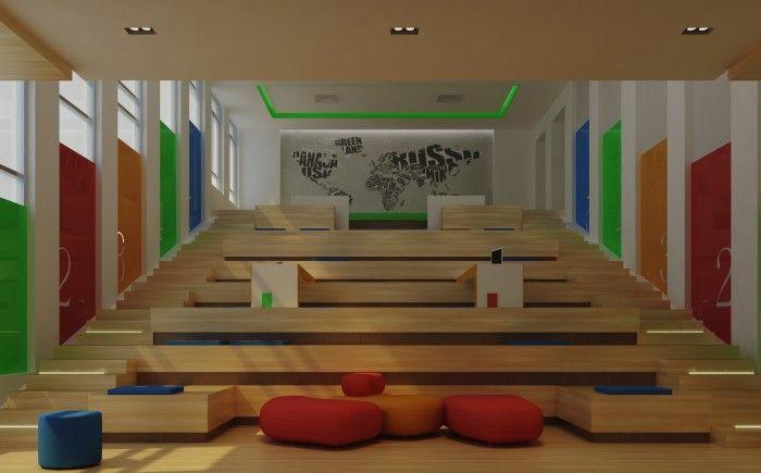 Court Care - Use of Color Miramar Interiors Jefferson Station - prix extension maison 30m2