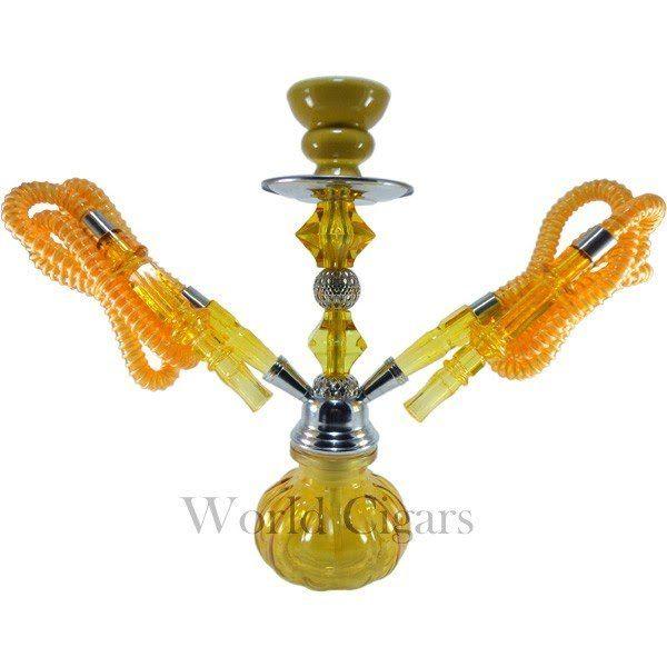 Narguilé 2 Saidas Debaba - Mangueira Lavável - Escolha a Cor :: World Cigars Tabacaria e Presentes