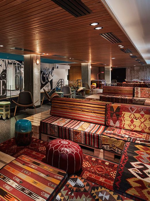 First look paris s coolest new hotel is actually a hostel for Hotel design paris 8