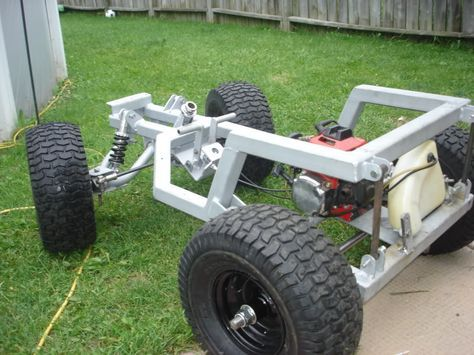 Modified Power Wheels Gas Powered Barbie Jeep Video Mini Jeep Go Kart Go Kart Buggy