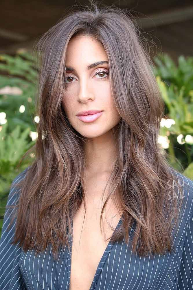 21 looks with a long layers haircut for your inspo layered
