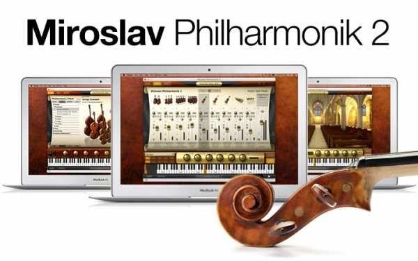 Miroslav Philharmonik 2 Sound Content Update1 HYBRiD-R2R, windows
