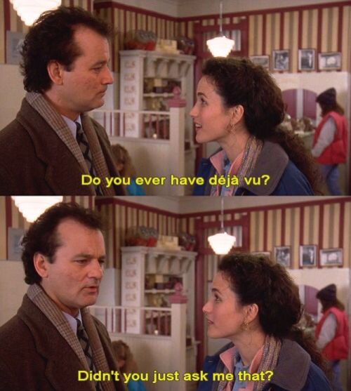 Groundhog Day Groundhog Day Movie Funny Movies Movie Quotes