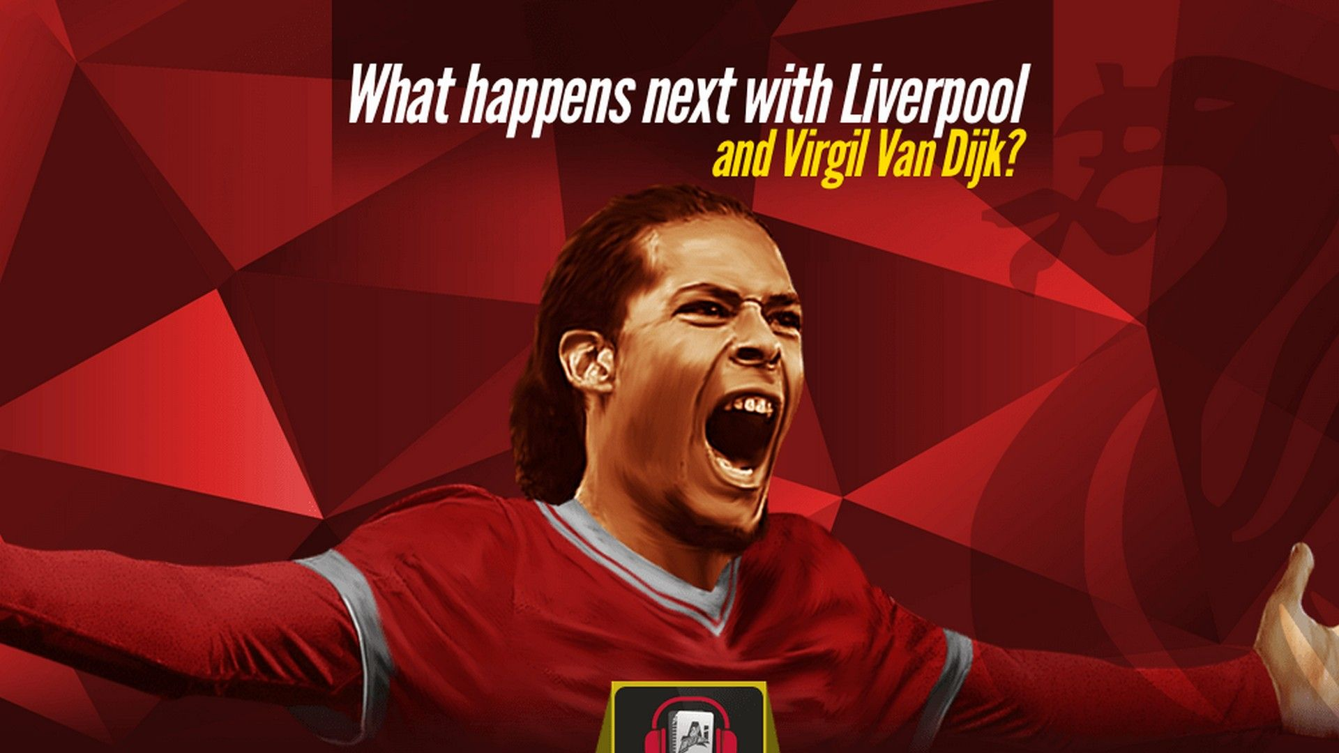 HD Virgil Van Dijk Liverpool Wallpaper