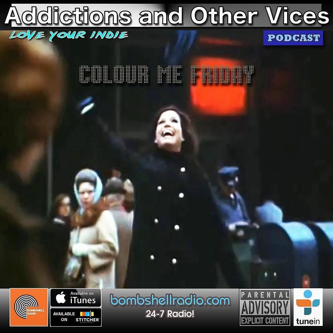 Another run of this show this Friday New show coming Saturday #thisweek #addictionspodcast #indie #bombshellradio #rock #dj #colourmefriday #radio #dl#itunes#stitcher#listen Youre gonna make it after all. Tonights show is dedicated to the late Mary Tyler Moore who sadly passed away two days ago at the age of 80. Lots of memories flooding back  I remember watching her both on the Dick van Dyke show and of course as Mary Richards on the Mary Tyler Moore show. You could always count on her to…