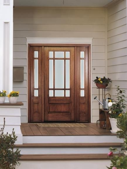 Light wood door wood side lites gray house google search new enhance your homes entryway with pella front doors contemporary entry cedar rapids by pella windows and doors planetlyrics Choice Image
