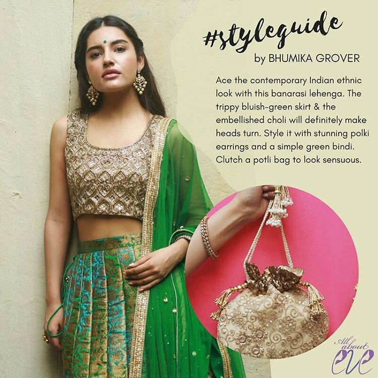 These styling tips by @bhumikagrover are your way out of a wardrobe dilemma this shaadi season. Ace the contemporary Indian ethnic look! allabouteve_in. . . . #indianfashion #indianbridesmaid #clothing #fashionfirst #traditional #delhiblogger #indianblogger #bridal #indianbridal #instalove #fashionblogger #indiandesigner #instalove #instadaily #delhiblogger #lifestyleblogger #instagood #installer #weloveourreaders #AllAboutEveIndia #AllAboutEve #AllAboutEveloves