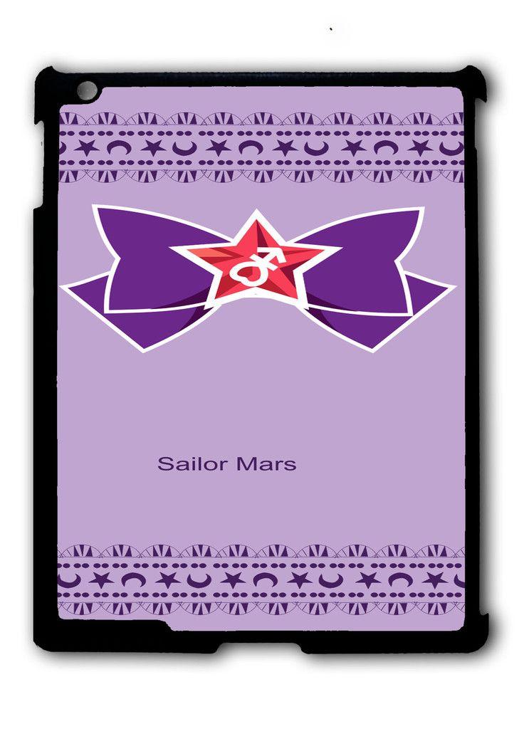 Sailor MARS Ipad Case, Available For Ipad 2, Ipad 3, Ipad 4 , Ipad Mini And Ipad Air