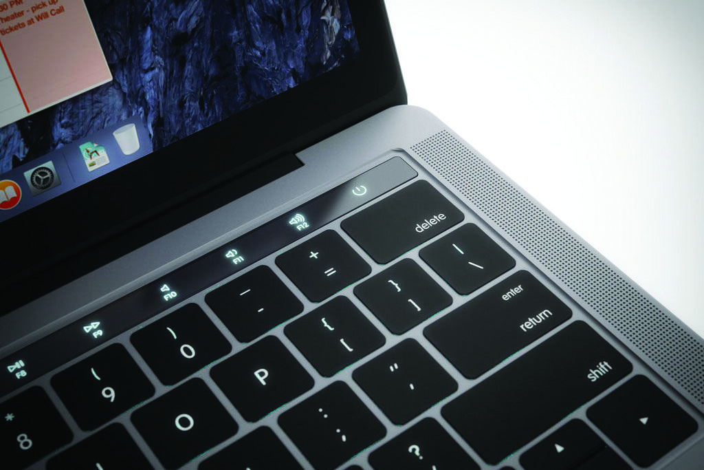 Apple Leaks New Macbook Pro With The Magic Toolbar Macbook Pro Keyboard Macbook Pro Newest Macbook Pro
