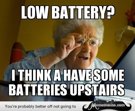 Grandmother meme internet dating