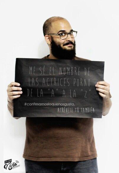Armando Muñiz, pasante en @@@loquenosgusta confiesa que...