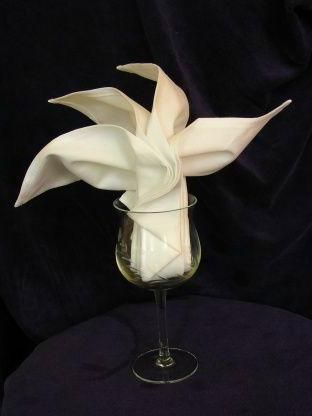Paper Napkin Folding Ideas #diynapkinfolding hotel Between the teachings of my G...,  #diynap... #papernapkins