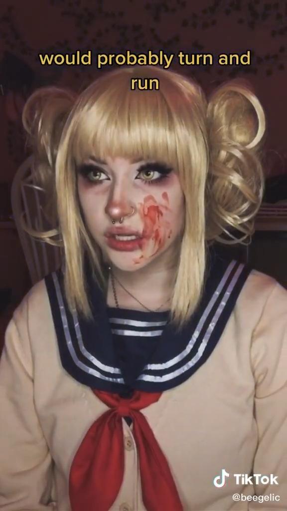 Photo of !TW: FAKE BLOOD!
