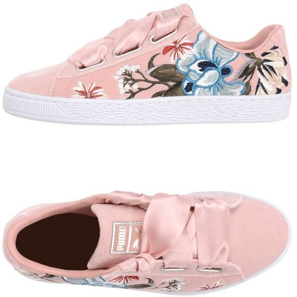 Low Puma 130 On Sneakers Polyvore amp  Liked Tops Featuring ❤ Shoes Bdx6pdr 29f5f6f1a