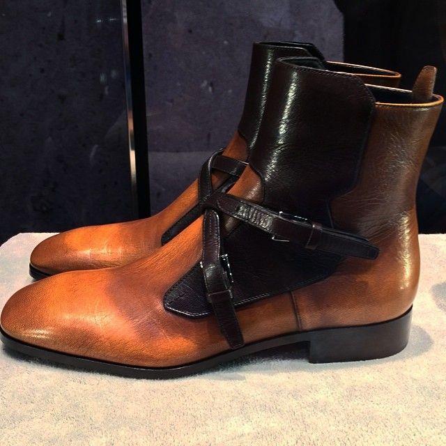 New Prada men's shoe for Fall 2014 , Florence #Padgram