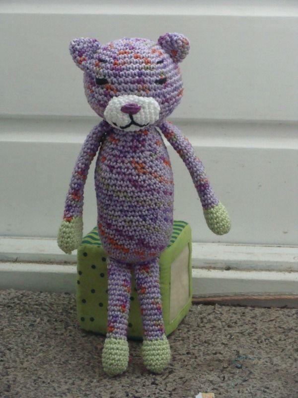 Haken Gratis Patroon Amigurumi Amineko Poes Kat Crochet Free