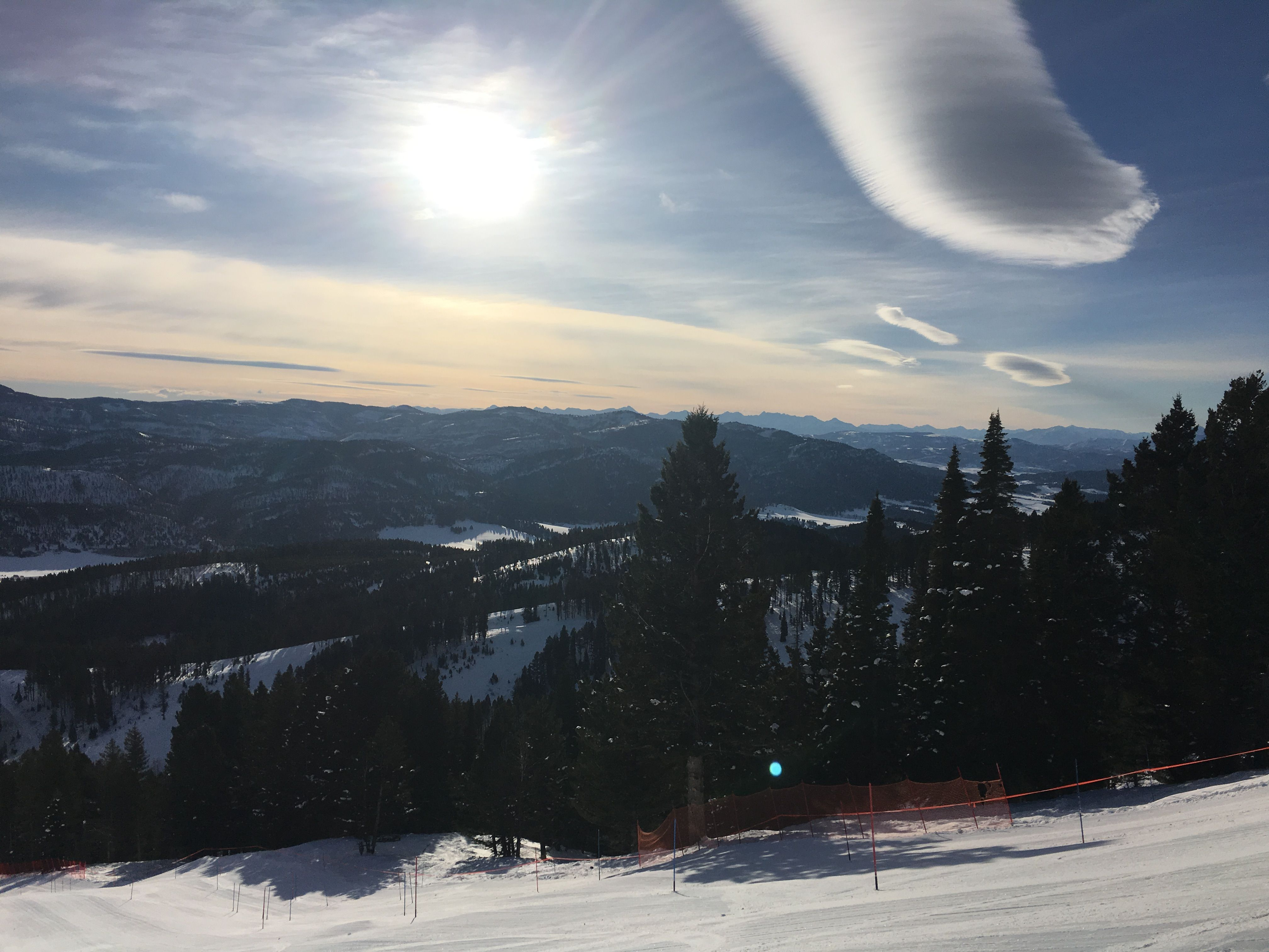 USSA qualifier 2016 Bridger Bowl, MT