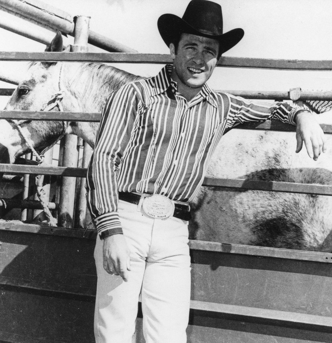 Pin By Dawn Lynn On Prca Rodeo Cowboys Rodeo Hall