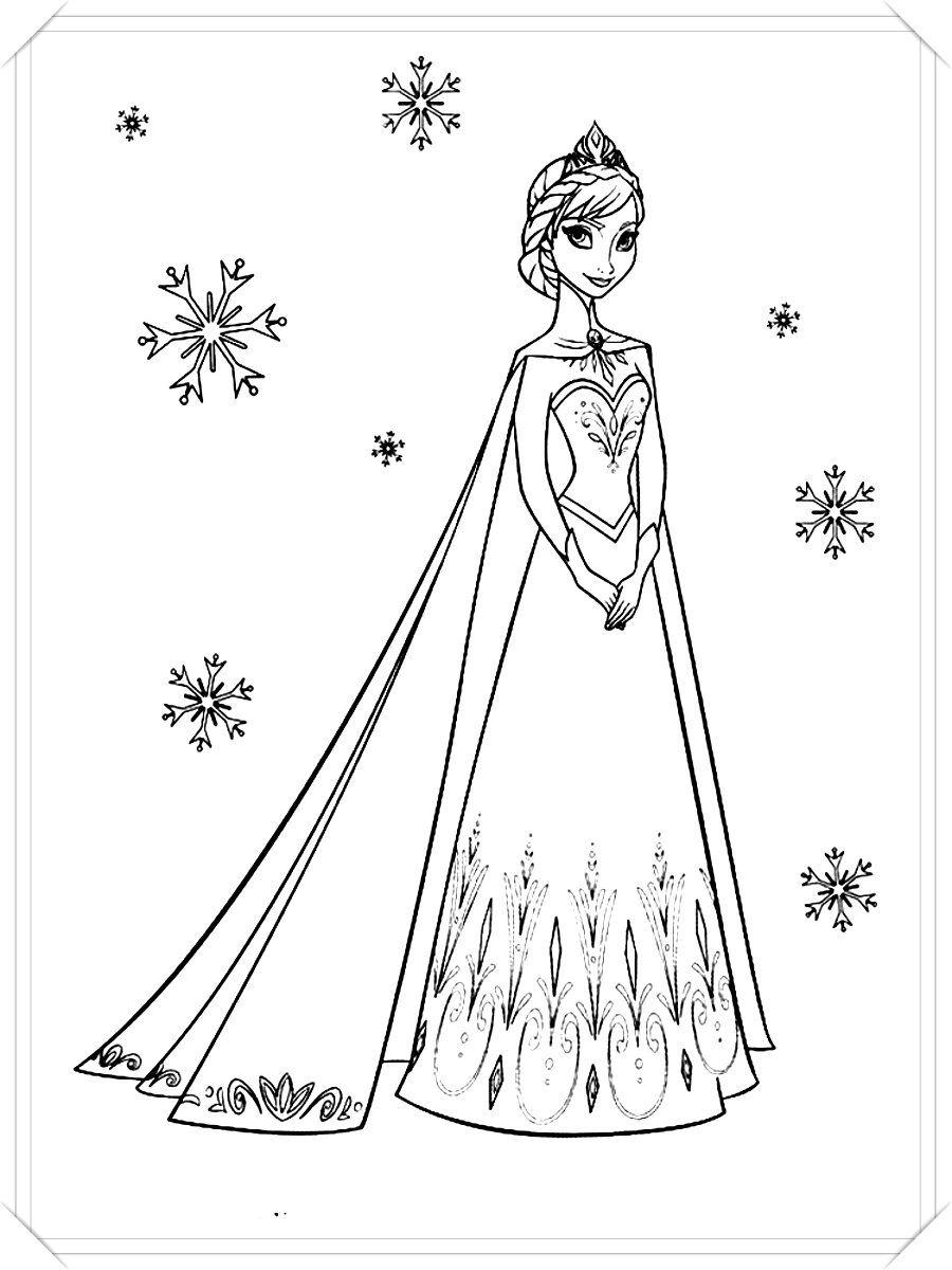 Pin De Dibujo Imagenes En Carpetas De Escritura Frozen Para Colorear Dibujos Colorear Ninos Imagenes Para Colorear Ninos