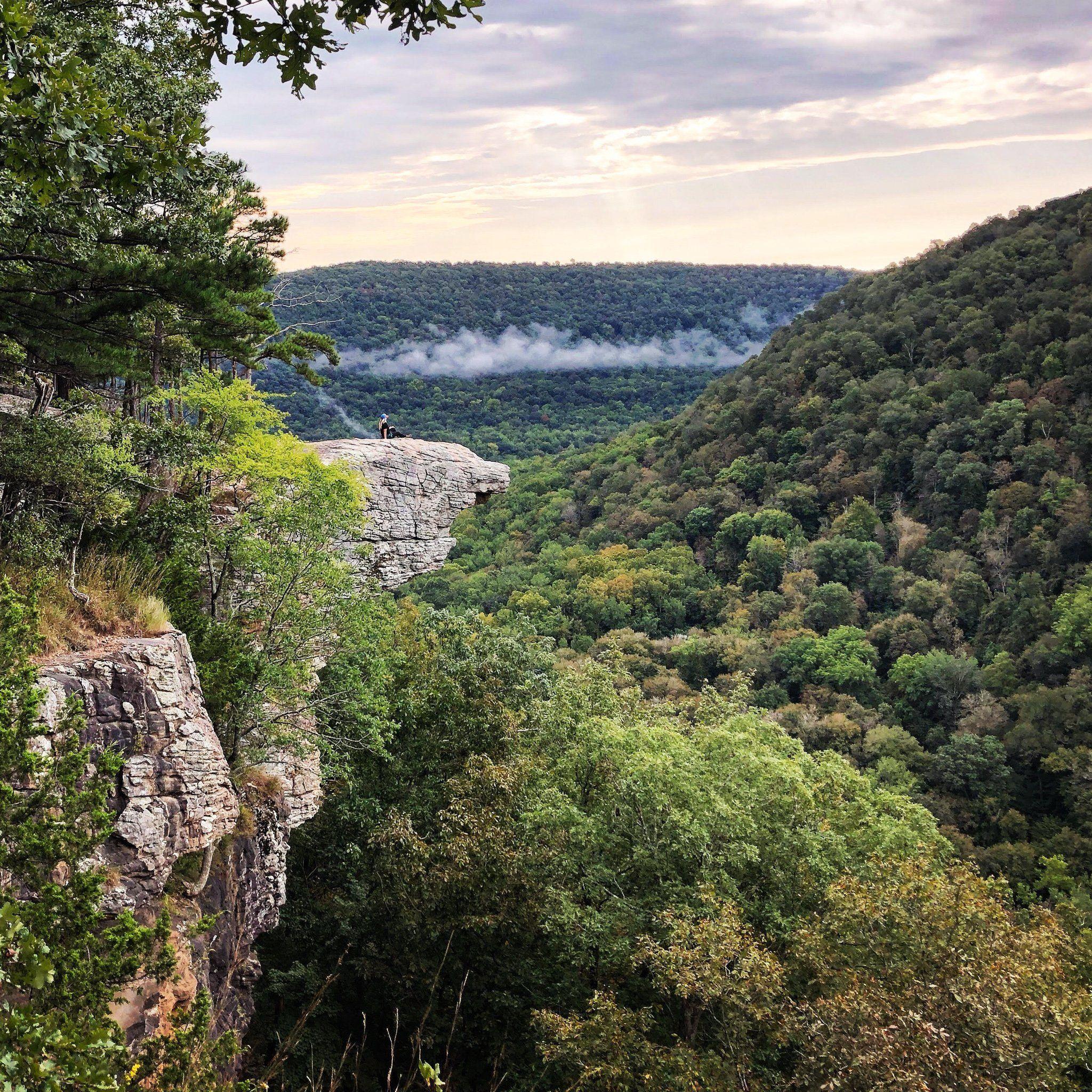 8 Best Hikes In Stunning Arkansas Best Hikes Arkansas Travel Eureka Springs Arkansas