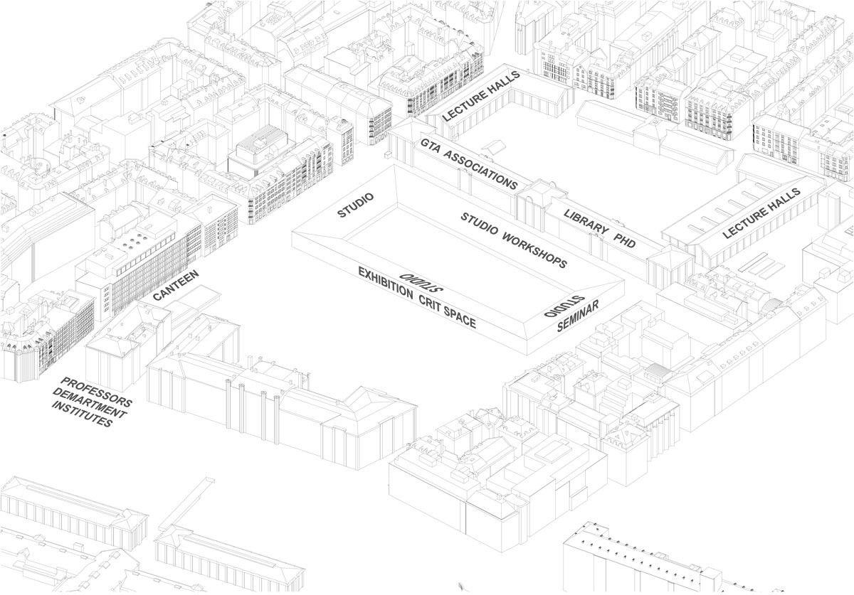 MMXVI . Architecture Schools . Zurich  (4)