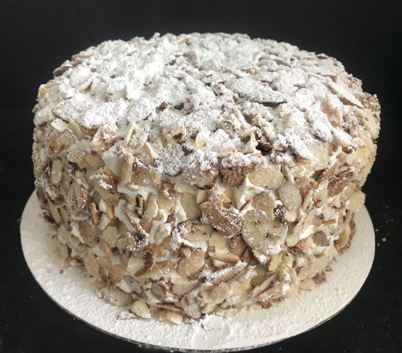 45++ Burnt almond cake sunnyvale trends