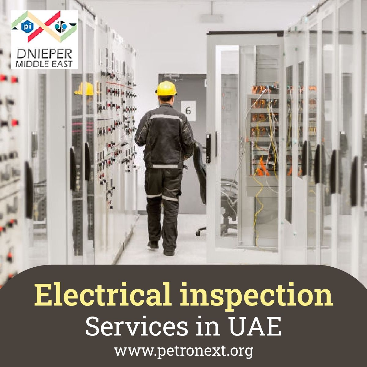Pin on Electrical inspection services in UAE
