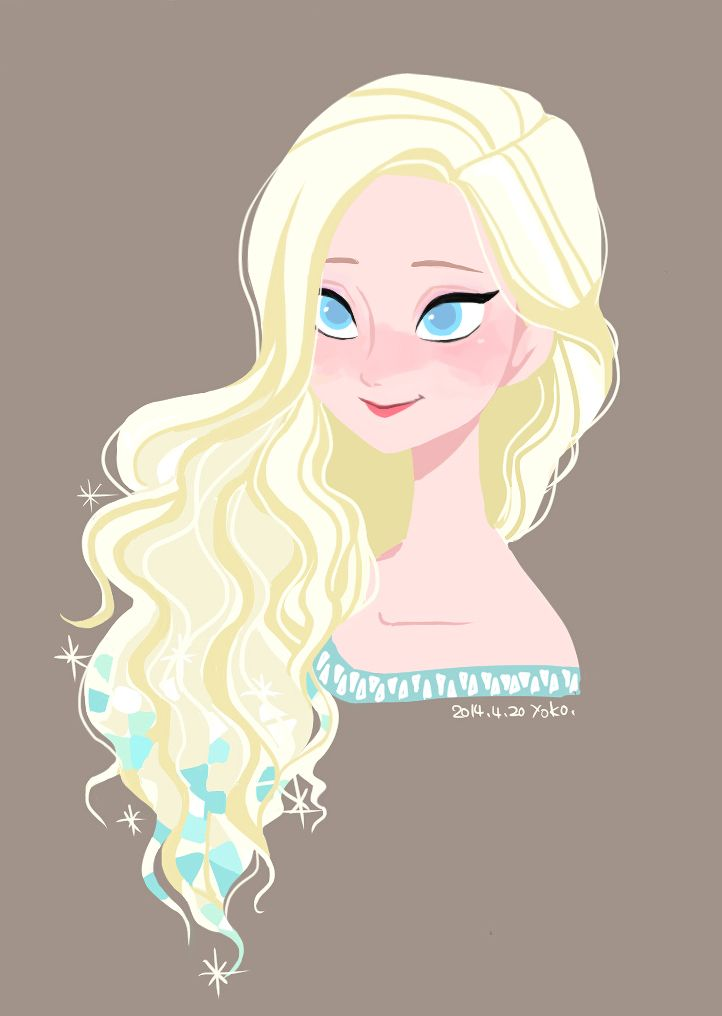 Elsa // Frozen