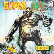 When folks refer to iconic reggae album art this is generally the kind of thing they mean.