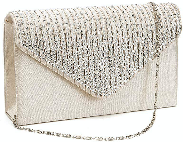 Cartera de mano para mujer YYW Evening Bag