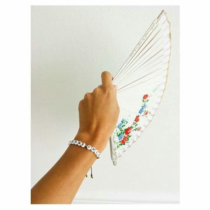 Bracelet MADAME CHIC #elodietrucparis www.elodietrucparis.tictail.com