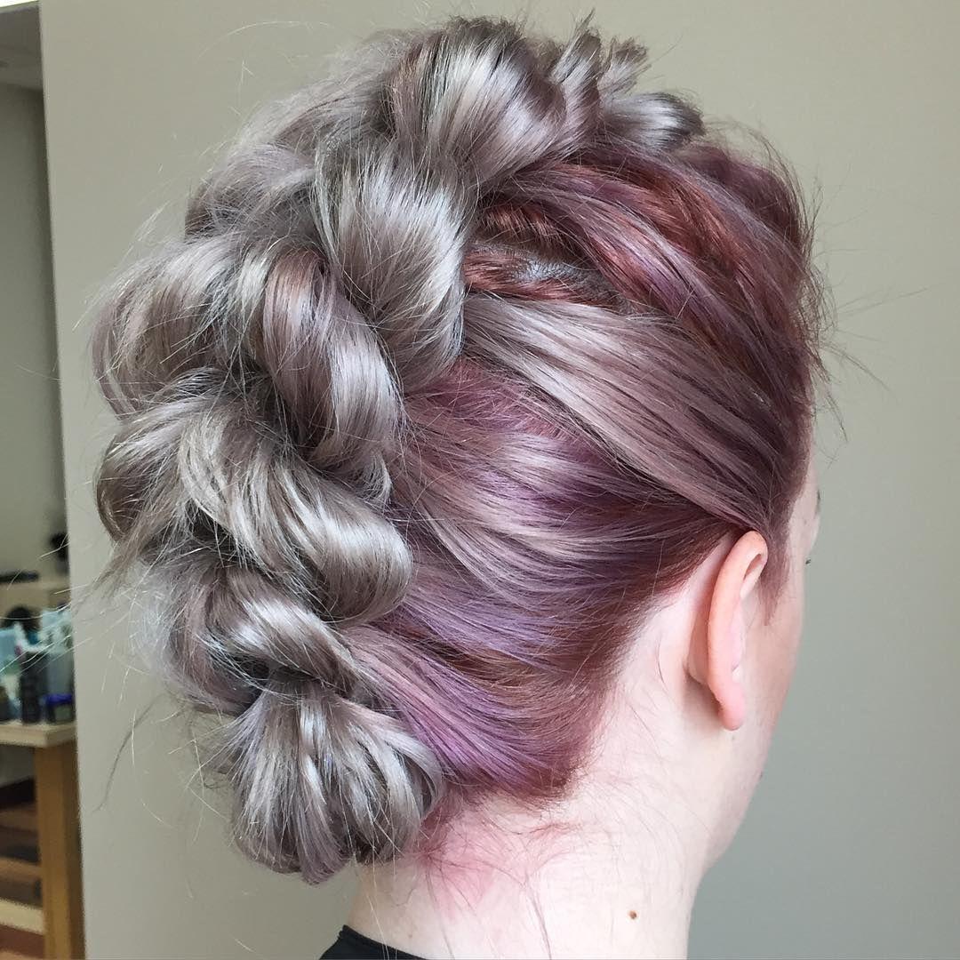 brilliant braided mohawk hairstyles u dare to try sammi