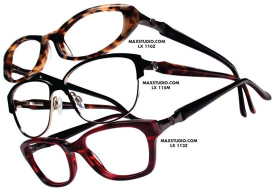 Wonderful Zyloware Launches MaxStudio.com, An Eyewear Collection Consisting Of 11  Ophthalmic Frames In 27