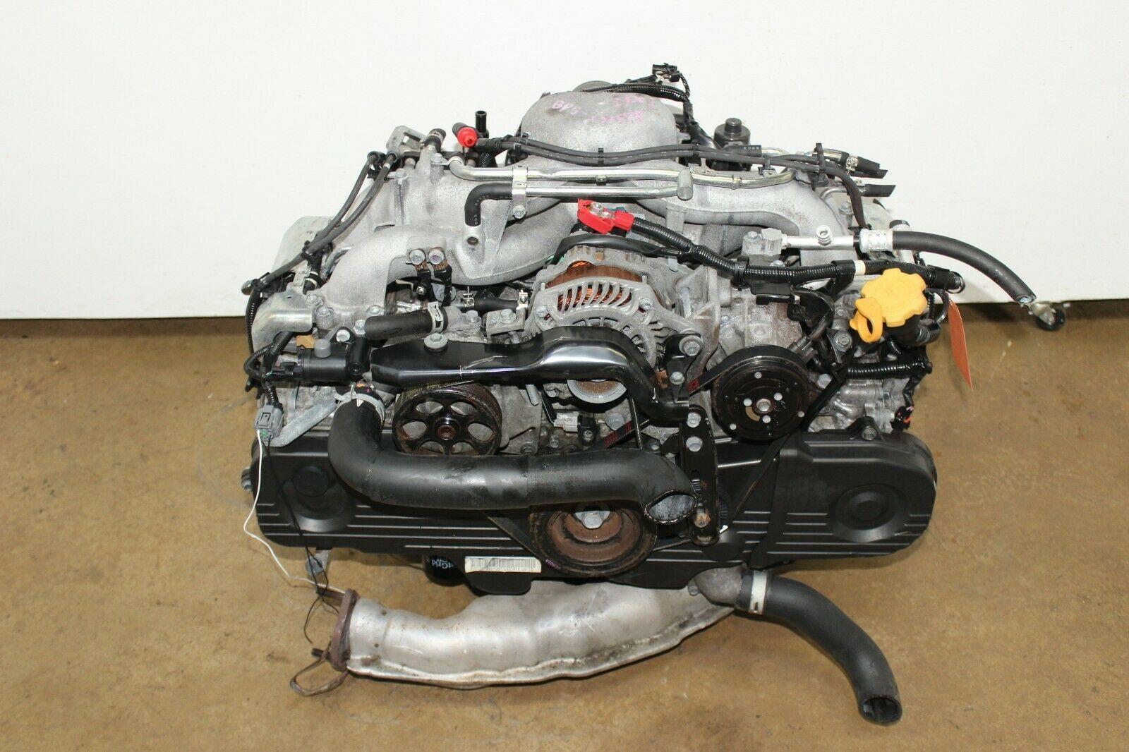 Subaru Impreza Engine In 2020 Subaru Subaru Legacy Subaru Impreza