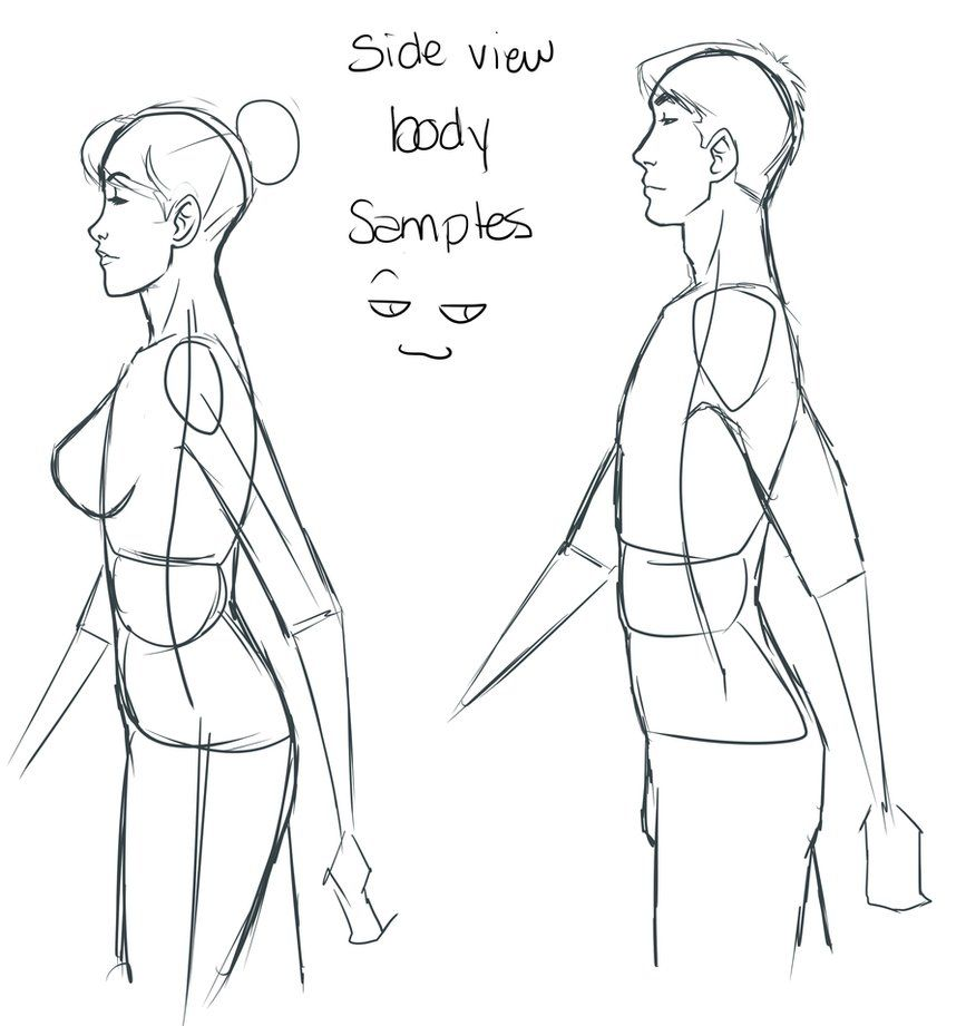 Pin By Kayla V L On Doctor Who Drawing Poses Male Male Body Drawing Side View Drawing