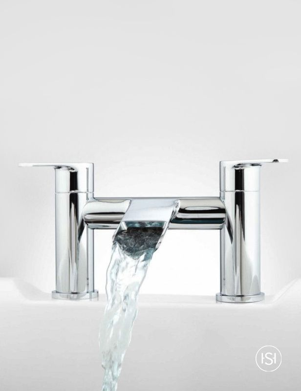 Pagosa Waterfall Deck Mount Tub Faucet In 2018 The Signature