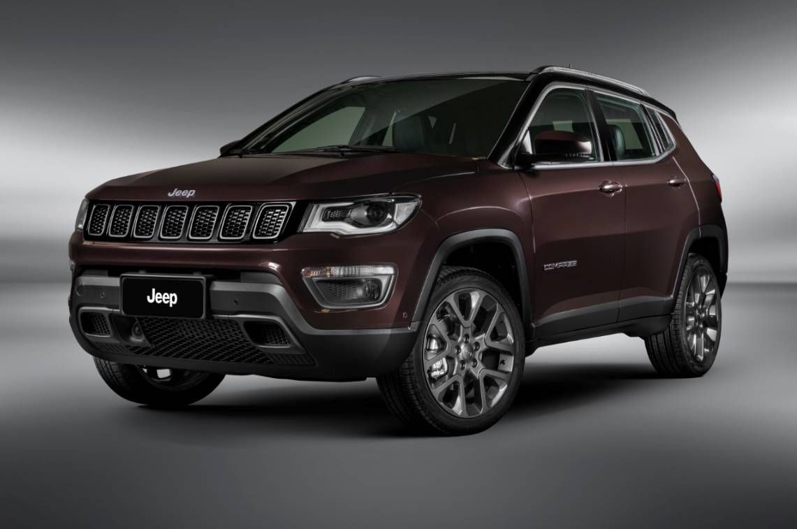 Jeep Compass 2020 Preco Fotos Versoes Equipamentos E Mais