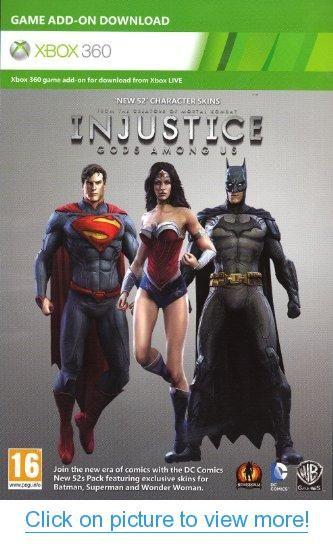 Injustice : Gods Among Us - The New 52s Superman / Batman