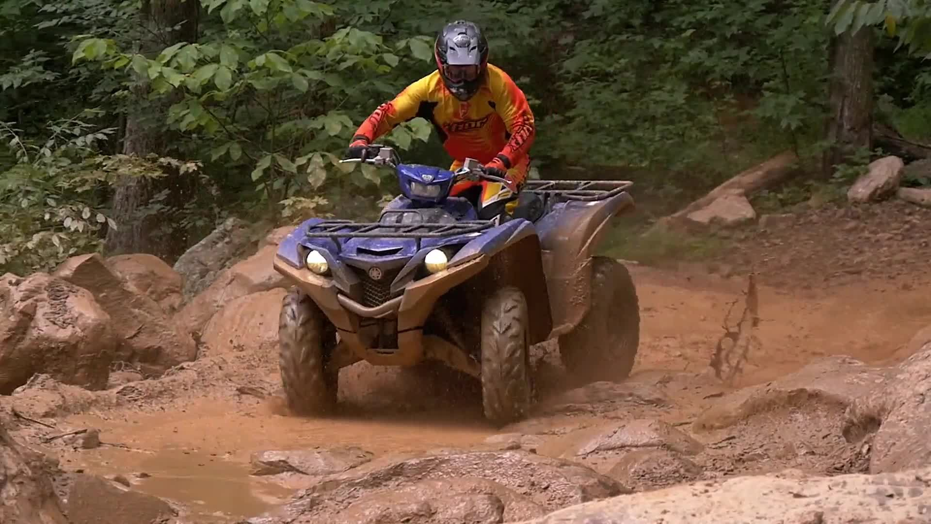 2016 Yamaha Grizzly 700 Eps 4x4 Atv Review Rider