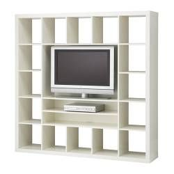 ikea home new products tv media solutions expedit tv storage unit - Meuble Tv Ikea Expedit