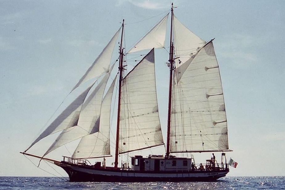 1925 Codecasa Classic Motorsailer Sail Boat For Sale - www.yachtworld.com