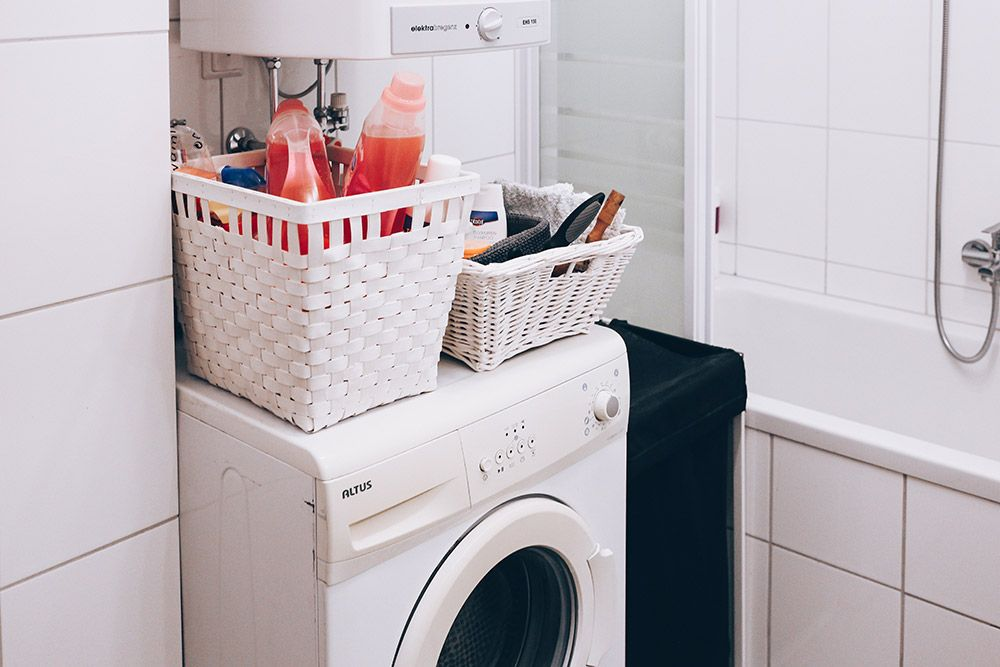 Ikea Badezimmer ~ So einfach lässt sich ein kleines badezimmer modern gestalten