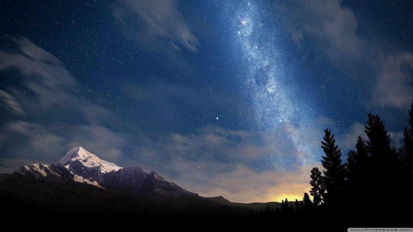 Starry Night Sky Hd High Definition Fullscreen Wallpaper Night Sky Wallpaper Starry Night Sky Wallpaper Starry Night Wallpaper