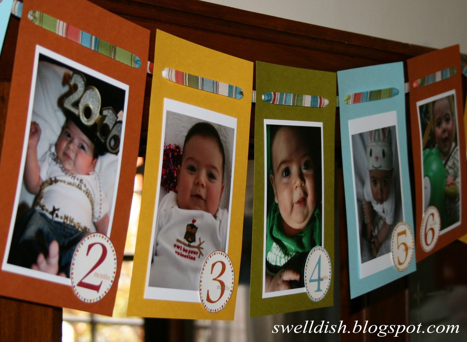 Monthly Banner For 1st Birthday Or Since 1st Birthday Has Passed Maybe Y 18th Birthday Decorations 18th Birthday Gifts For Boys 18th Birthday Ideas For Boys