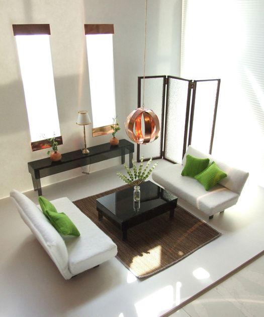 Neo-Retro Decor, Furnishings And Set Design